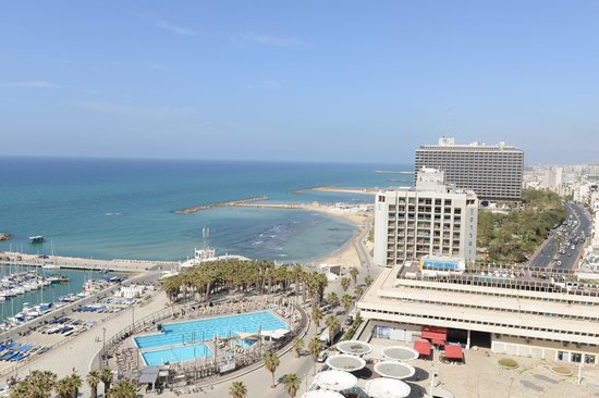 Herods Tel Aviv:                   A view to a kill