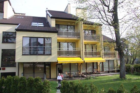 Pusynas Apartments