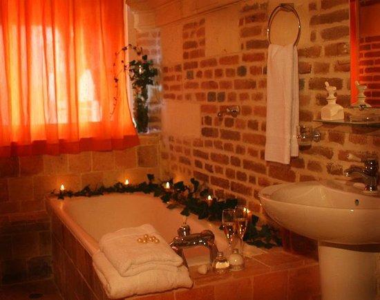 Château des Réaux: Salle de bain