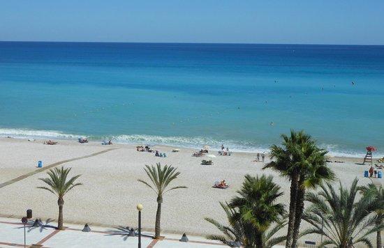 Hotel Kaktus Albir:                                     Preciosas vistas