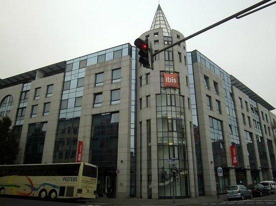 Ibis Koblenz City:                   Façade principale
