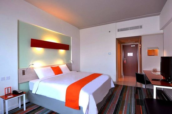 HARRIS Hotel & Conventions Kelapa Gading:                   Bedroom