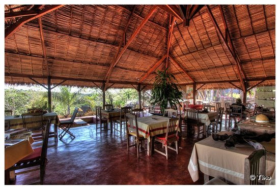 Nosy-Be Lodge: Nosy Be Lodge - Le Restaurant