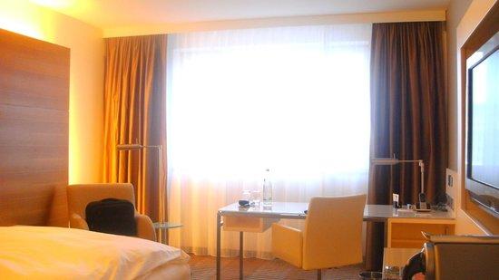 Pullman Berlin Schweizerhof:                   Deluxe-Zimmer