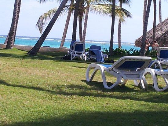 Club Med Punta Cana:                                     vue de mon balcon