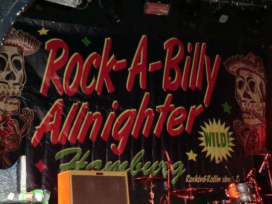 Knust:                   Rock-A-Billy-Allnighter