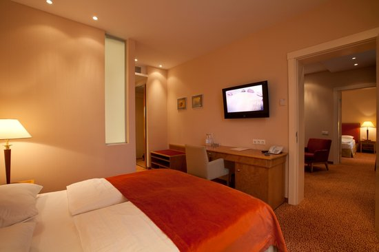 Amber Spa Boutique Hotel: Grand Family room