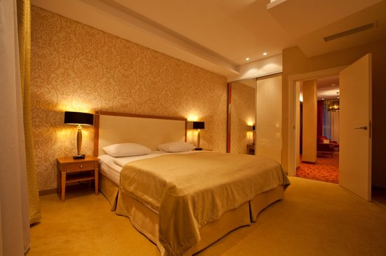 Amber Spa Boutique Hotel: Luxury suite