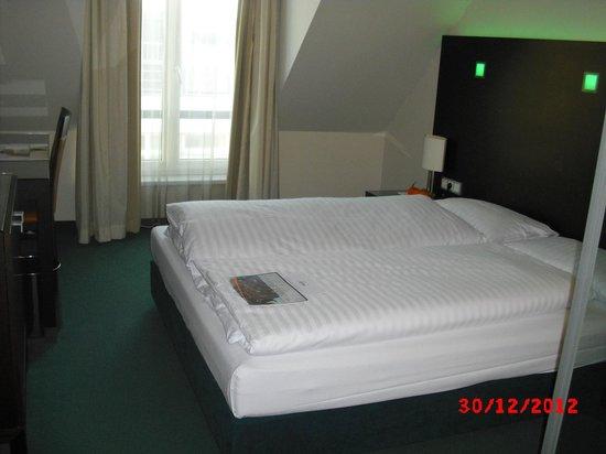 Double Room Bild Von Fleming S Conference Hotel Wien Wien