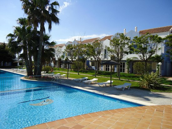 Club Ciudadela: jardines