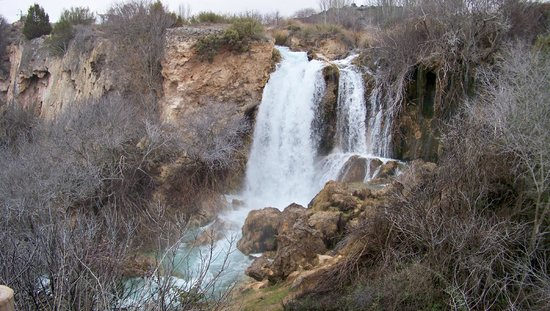 Ruidera, Spain: El Hundimiento (originado en las riadas de 1545)