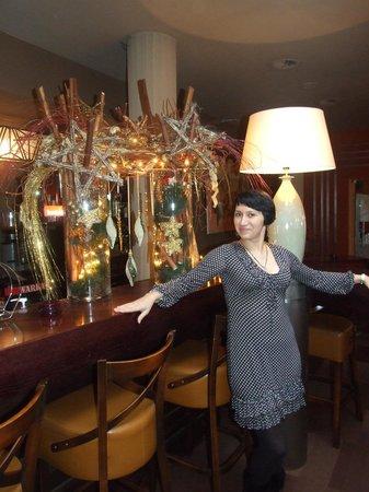 Hotel Belwederski: завтрак в гостинице Бельведерской