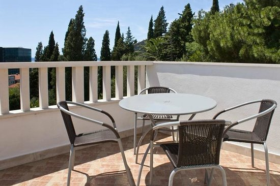 Palma Apartments: terrace