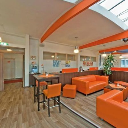 Orange Hotel und Apartments : Lounge