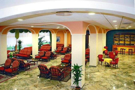 Columbia Terme Hotel: hall
