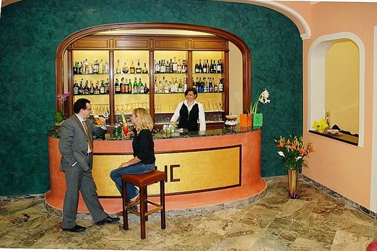 Columbia Terme Hotel: bar