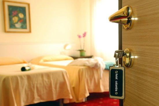 Columbia Terme Hotel: camera