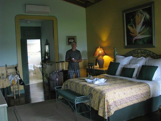 Hotel Casa Turire:                   Our suite