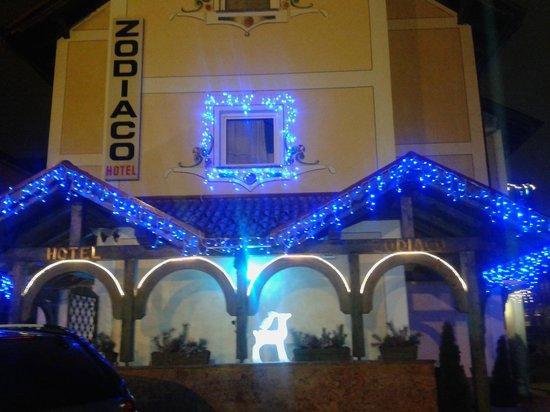 Hotel Allo Zodiaco:                   kotel