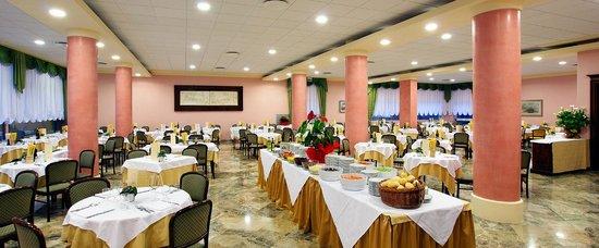 Columbia Terme Hotel: ristorante