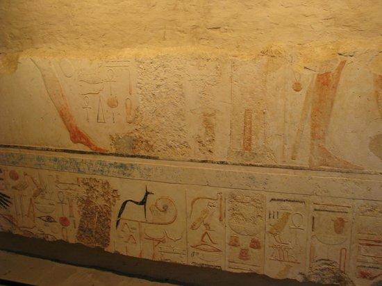 Temple of Merenptah - Museum