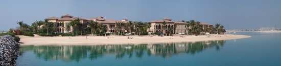 One&Only The Palm Dubai:                   Hotel