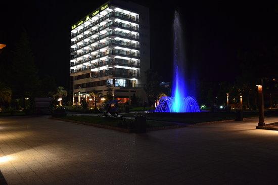 Chakvi, Georgia:                                     hotel fontain