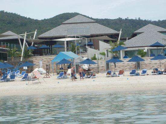 Samui Resotel Beach Resort Infront Of
