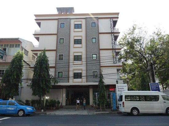 New Siam Guest House II:                   Hôtel