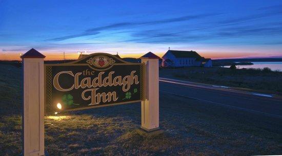 The Claddagh Inn: St Mary's at Sunset........