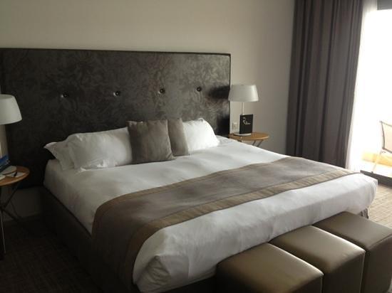 Ile Rousse Hotel Thalazur Bandol:                   Ma chambre