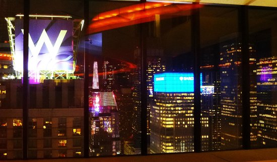 The View Restaurant Lounge Vue Sur Time Square