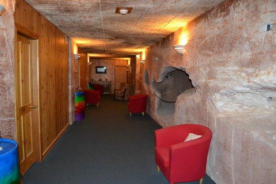 Comfort Inn CooberPedy Experience:                   Hallway