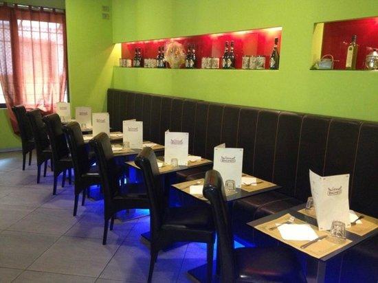 Hotel Indicatore Budget & Business at a glance: sala ristorante