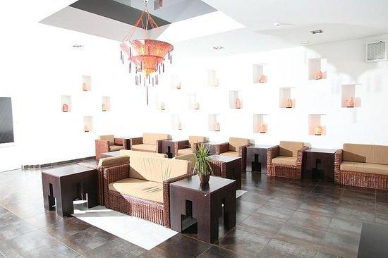 Segevold Hotel: Lounge
