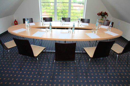 Segevold Hotel: Conference room