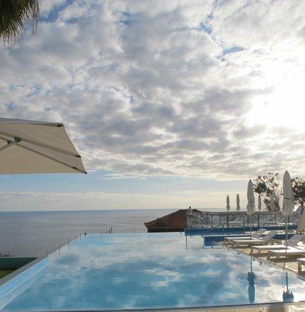Estalagem Ponta do Sol:                   Infinity Pool