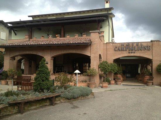 Hotel Campiglione:                   hotel