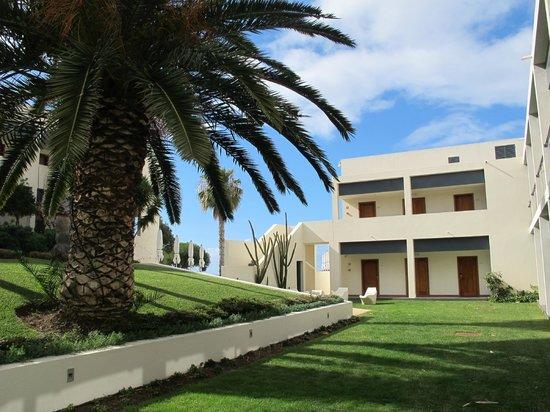 Estalagem Ponta do Sol:                   gepflegter Innenhof