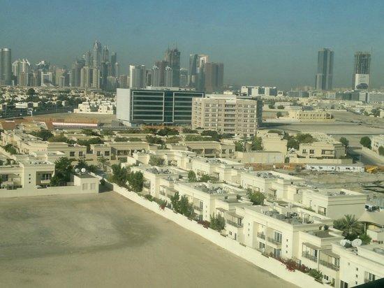 فندق رامادا شلسي:                   View from room                 