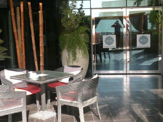 Ramada Chelsea Al Barsha:                   Hotel