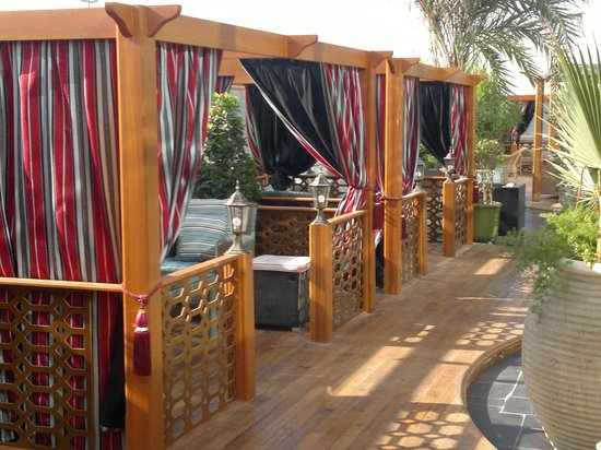 Ramada Chelsea Al Barsha:                   Hotel Exterior