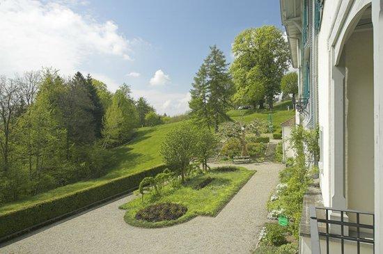 Gasthof Gyrenbad: Garten