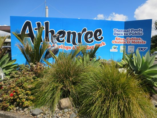 ‪Athenree Hot Springs‬