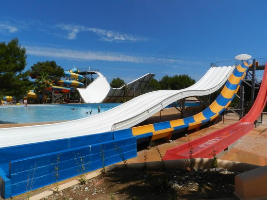 Hotel Marina Parc: Part of Water Park