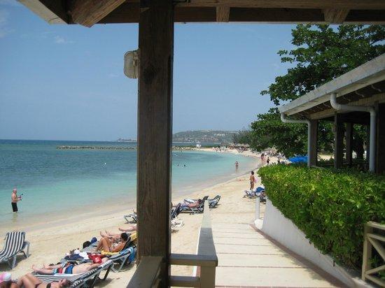 Sunscape Splash Montego Bay:                                     Beach Front