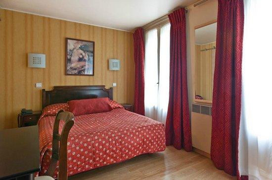 Peletier Haussmann Opera Hotel : Double Room