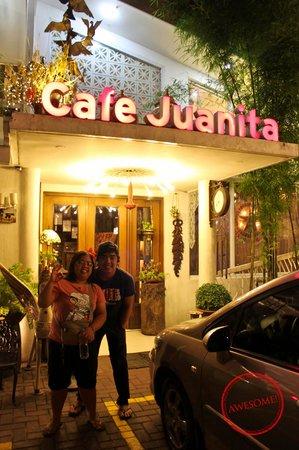 Cafe Juanita Alabang