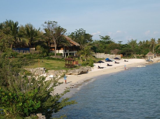 Eskaya Beach Resort & Spa:                   beach area