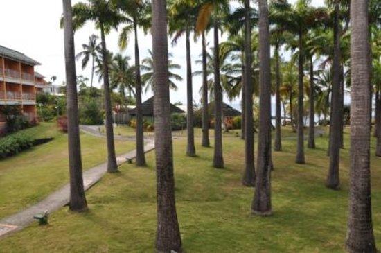Hotel Bakoua:                   Our Sea View
